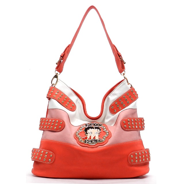 47d54ed20ce8 BP134 TOMATOE Wholesale Betty Boop Handbag - Betty Boop Handbags