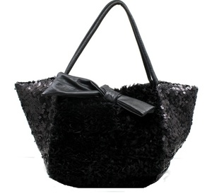 Fashion Sequence Handbag