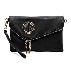 Fashion Logo  Crossbody Clutch
