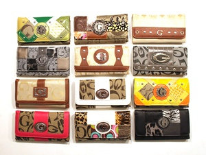 G/STYLE WALLETS-GROUP A